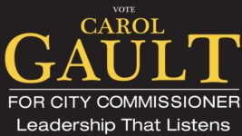 Carol Gault For Paducah City Commission